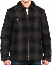 The North Face North Country Down Jacket Mens Wool TNF Black Plaid M New  $349