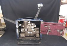 DV2585 H&B BELL HOWELL PROJECTOR 16mm 1000w US ARMY BOX