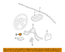 GM OEM Airbag Air Bag SRS-Front Impact Sensor 20919987