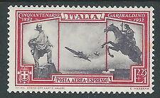 1932 REGNO ESPRESSO AEREO GARIBALDI 2,25 LIRE MH * - Y112