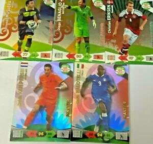 2014 Panini AdrenalynXL Road To World Cup Brazil - Various Inserts - Multibuy