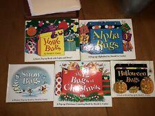 GUC Lot Of 5 David Carter Kids Pop Up Books