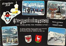 BG27146 kitzbuhel tirol cable train ski   austria