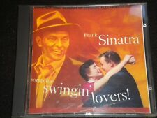 FRANK SINATRA - Songs For Swingin' Lovers - CD ÁLBUM - 1987-15 GENIAL CANCIONES