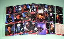 BABYLON 5  Special Edition Base Set Cards Qty 72 SkyBox In Protective Sleeves