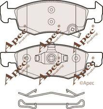 Vauxhall Corsa E APEC Brand PAD 2062 10/14- Front Brake Pads 1.2 & 1.4 Models.