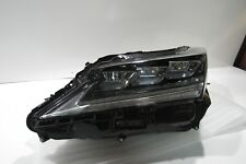 16-18 LEXUS RX350 RX 450h OEM LED HEADLIGHT DRIVER LEFT TRIPLE BEAM 81150-0E290