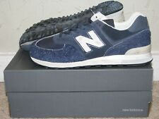 Invincible x New Balance ML574INV Navy Blue/Sail Mens Size 10.5 DS NEW! 576 580