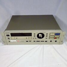 Panasonic SV-3800 Professional DAT Machine Works but for Parts or Repair