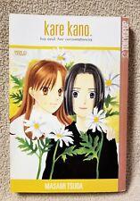 KARE KANO His and Her Circumstances MANGA Volume 9 Masami Tsuda TOKYOPOP 2004