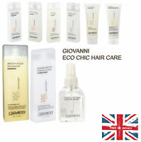 Giovanni Hair Shampoo Conditioner Moisturising Hydrating Hair Mist Care Styling
