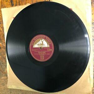 DUKE ELLINGTON Chelsea Bridge 78 Record HIS MASTER'S VOICE 40'S Jazz UK VG+ Used