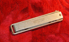 FOLDING KNIFE VINTAGE SOVIET RUSSIAN USSR NICE METAL  ABOUT 1960