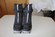 Black Madshus cross country ski boots in excellent condition size 4.5 eur 37