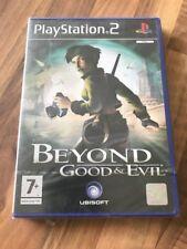 PS2:      BEYOND GOOD & EVIL          NEUF / NEW        PAL