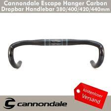 Cannondale1 Escape Hanger Carbon Dropbar Rennrad Lenker 31.8mmx380/400/420/440mm
