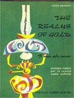 The Realms Of Gold. Il Mondo Della Fantasia,Ester Menasce'  ,Fratelli Fabbri ,19