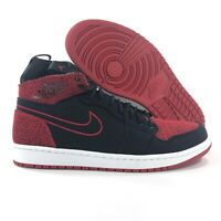 Nike Air Jordan 1 Retro Ultra High Bred Black Red White 844700-001 Men's 10-11