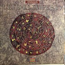 ATAHUALPA • Ultimo Impero • Vinile 12 Mix • DFC 025