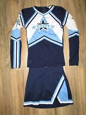 STARZ Cheerleader Uniform Cheer Outfit Costume 32/24 Competition Style Yth/Teen