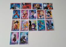 Dragon ball super Panini lote 32 cartas