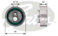 GATES Polea tensora correa dentada Para CITROEN AX XSARA PEUGEOT 206 T41129