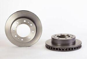Brembo 09.9022.11 Premium UV Coated Front Brake Rotor