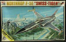 ESCI 1:48 Northrop F-5E Swiss-Tiger Plastic Model Kit #4048U