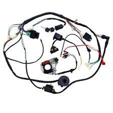 70cc 90cc 110cc 125cc ATV QUAD Wiring Harness CDI Coil Stator Solenoid Kazuma