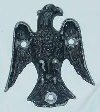 "New listing Sweet Vintage Aluminum Cast Wall / Door Mount Eagle - 245 X -4 1/8"" H X 3 3/4"" W"