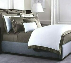 Ralph Lauren METROPOLITAN GREY 6PC Set King Fitted Sheet, Pillowcases & Shams