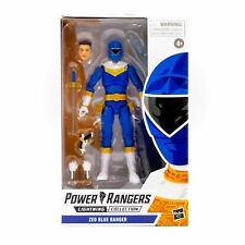 *DAMAGED BOX* BLUE RANGER ZEO POWER RANGERS LIGHTNING COLLECTION HASBRO FIGURE