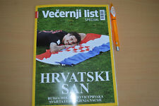 CROATIA SOCCER TEAM - CROATIAN DREAM World Cup 2018 magazine collectors issue