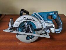 "MAKITA XSR01 Rear Handle 7.25"" Circular Saw, 18v+18v - 36v - LXT, Tool Only, NEW"