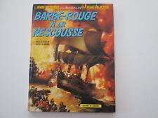 BARBE ROUGE EO1972 TBE BARBE ROUGE A LA RESCOUSSE CHARLIER HUBINON