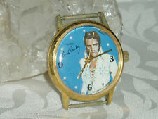Vintage & RARE ELVIS PRESLEY 1977 Unique Time, 17 Jewels, only Watch no band