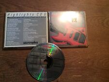 Stereoplay - Highlights 6 [CD Album] Mezzoforte Pat Metheny Michael Rother