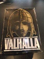 Juego ORDENADOR CASSETTE SPECTRUM ZX Valhalla 1983 En Caja