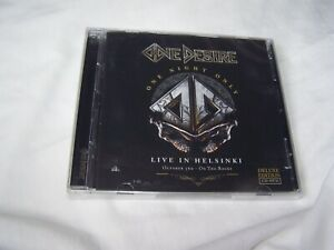 One Desire - One Night Only Double CD Live Swedish Melodic Hard Rock