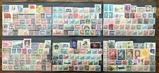 CHINA OLD STAMPS COLLECTION LOT 3 FLAG DR SUN 6 PAGES !!