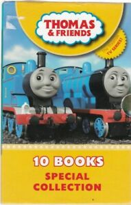 Thomas & Friends 10 books special boxed collection 2010 Egmont
