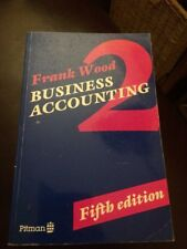 Business Accounting: Vol 2 - Frank Wood Fifth Ed