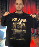 KEANE 25TH ANNIVERSARY 1995 - 2020 SHIRT
