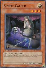 YSD-EN016 Spirit Caller Unlimited Edition Yugioh Card