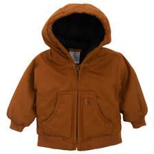 Carhartt Active Jacket Light Brown Infant or Toddler