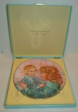 Royal Doulton Kathleen and Child Plate w/Box 1981 Limited Edition