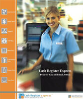 pcAmerica Cash Register Express Enterprise Ed SaaS Monthly Payment POS Retail