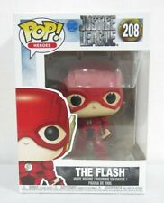 Funko Pop Vinyl The Flash #208 Justice League DC Heroes  + Pop Protector