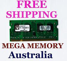 Kingston 1GB DDR2 PC2-4200 Sodimm 533Mhz LAPTOP Memory