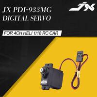 JX PDI-933MG 4.8V-6V 3.5KG Metal Gear Digital Servo For 4CH Heli 1/18 RC Car